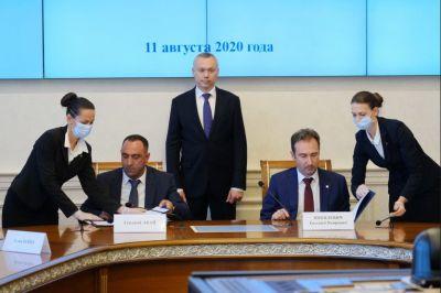 Андрей Травников: К возведению нового терминала аэропорта «Толмачево» привлекут новосибирских строителей