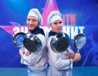 Блинопеки из Новосибирска выступили на Первом канале