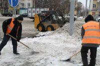 Белогорский мэр раскритиковал уборку дорог в Новосибирске