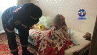 Юная сибирячка едва не замерзла на балконе: ее закрыла там сестра