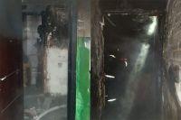 Инвалид погиб при пожаре в Бердске