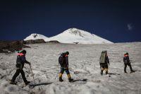 МЧС: лавиноопасная ситуация образовалась в Сибири