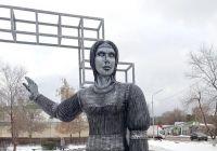 Пугающий памятник «Аленушка» выставлен на аукцион