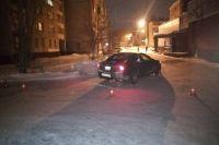 Мать с шестилетним ребенком сбили возле дома в Новосибирске