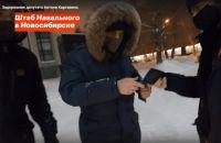 Депутат горсовета задержан в Новосибирске