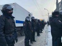 Молодого эпилептика спасли во время митинга в Новосибирске