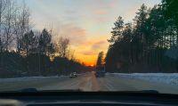 Потепление к концу недели прогнозируют синоптики в Новосибирске