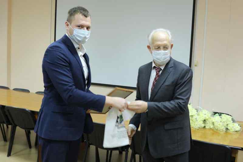 Состоялось награждение АО «РЭС» за призовое место в городском конкурсе «Предприятие высокой социальной ответственности»