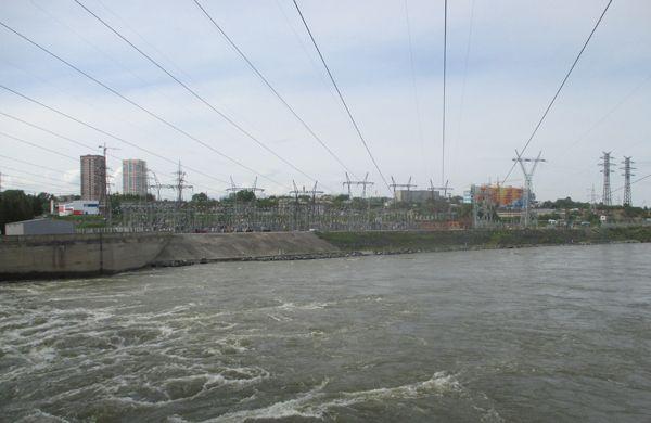 Уровень воды в Оби снизится на семь сантиметров