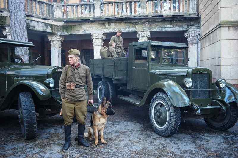 «Джульбарс»: собачий десант высадился в Крыму