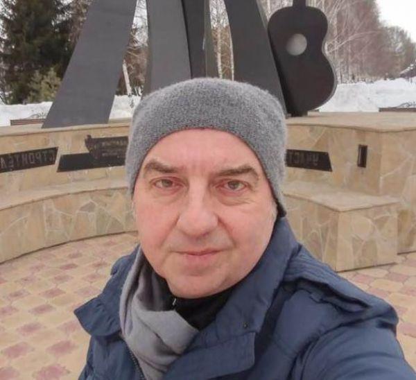 У Шахрина из «Чайфа» быстро пропало желание гулять по сибирским улицам (фото)