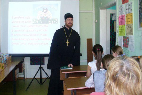 «Православная культура» в новосибирских школах может работать только в формате кружка