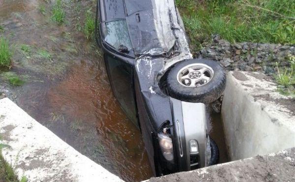 Подросток-водитель в НСО опрокинул автомобиль. Скончался пассажир