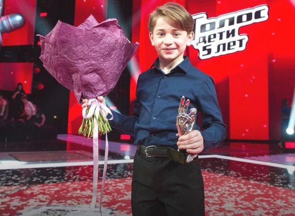 Рутгер Гарехт из команды Пелагеи стал победителем шоу «Голос. Дети»