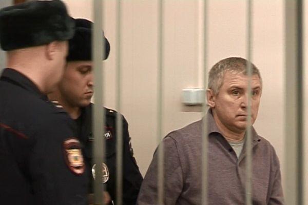 Быший начальник сибирской полиции Никитин осужден на три года в Ивановской области