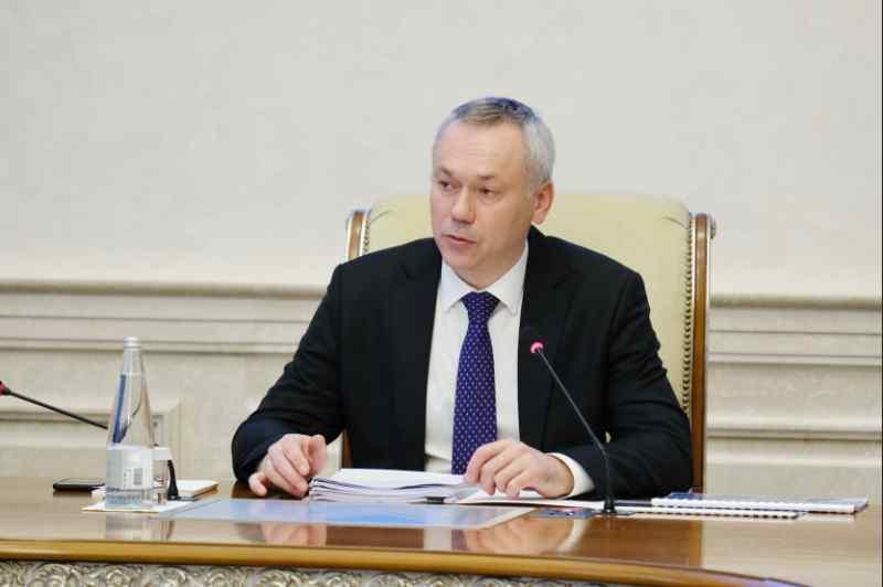 Андрей Травников: Мы используем все возможности федеральных проектов и программ для развития научно-образовательного потенциала НСО