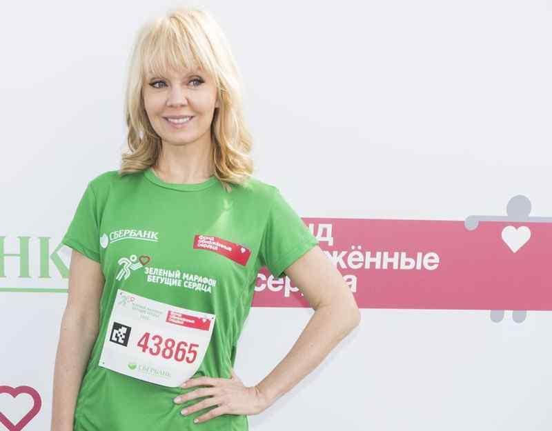 Валерия: «Я превосхожу по выносливости себя двадцатилетнюю»