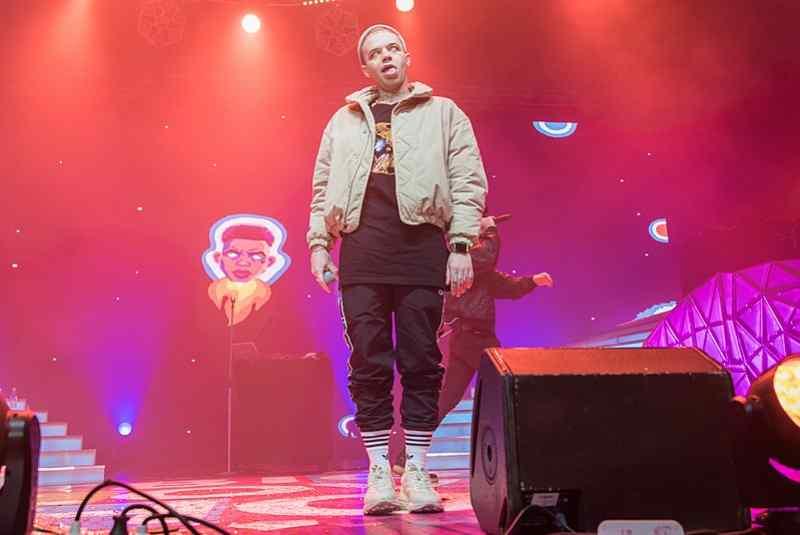 Новосибирскому рэперу Элджею грозит штраф за мат в песнях