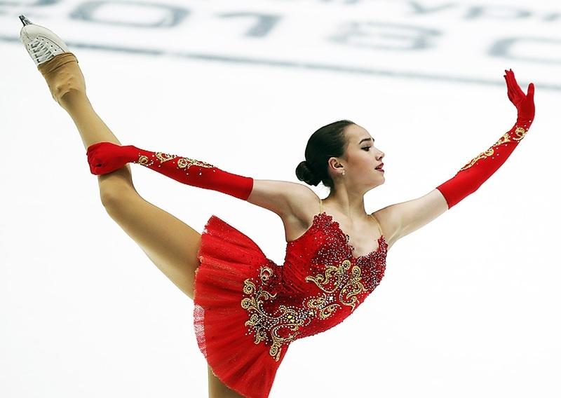 На льду и за кулисами чемпионта России по фигурному катанию