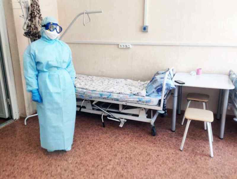 В Новосибирске ковидный госпиталь №11 будут судить за нарушения