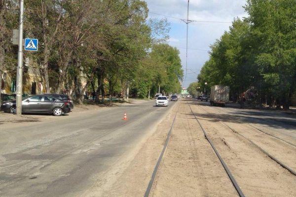 11-летний мальчик попал под колеса «Ниссана» на пешеходном переходе в Новосибирске