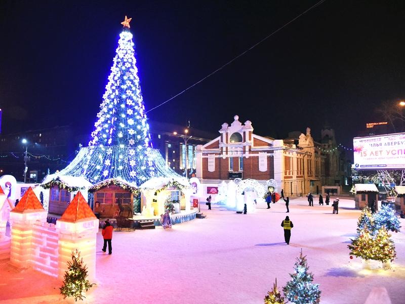Пожары, травмы, ДТП: в Новосибирске подвели итоги новогодних каникул