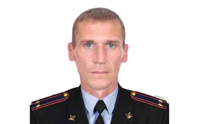 В Тогучинском районе назначен новый руководитель отдела МВД