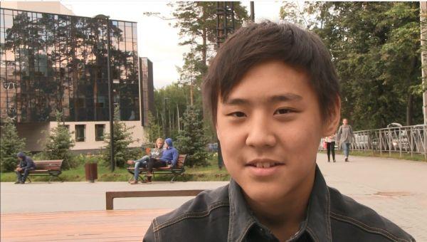 14-летний школьник из Якутии поступил в НГУ на естественнонаучный факультет