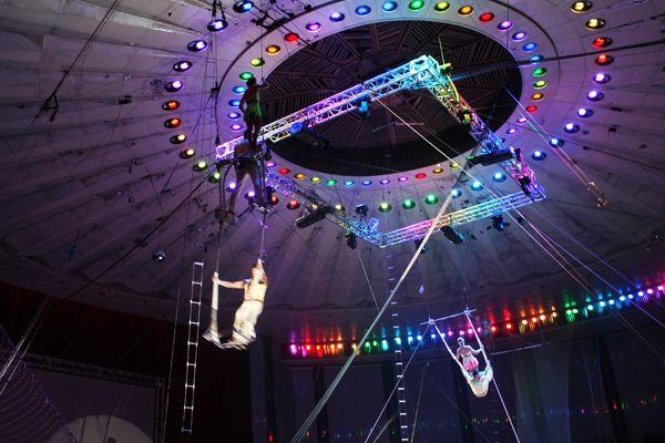 Цирк должен вызывать у зрителя чувство риска, которое испытывает артист. — Братья Шатировы