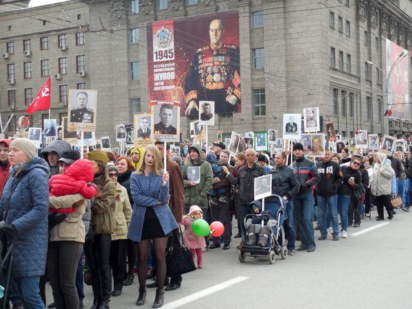 Новосибирские депутаты поддержали введение наказания за оскорбление чувств ветеранов