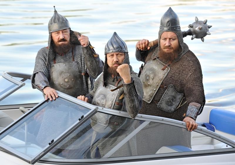«Воронины» стали богатырями и отправились в круиз по Волге: новый сезон