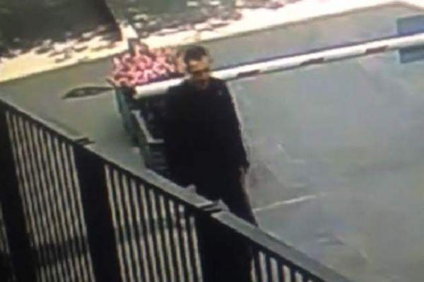Полиция ищет серийного грабителя бабушек в Новосибирске (видео)
