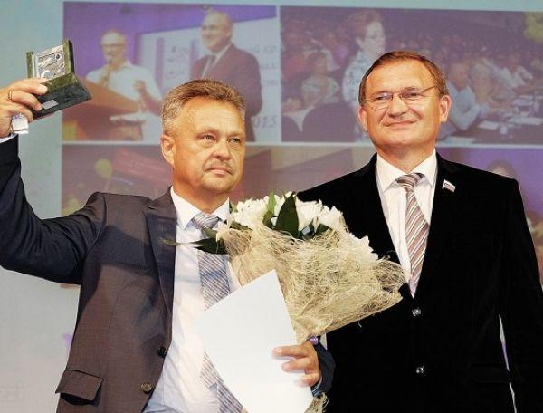 Детский хирург облбольницы признан лучшим врачом Новосибирской области