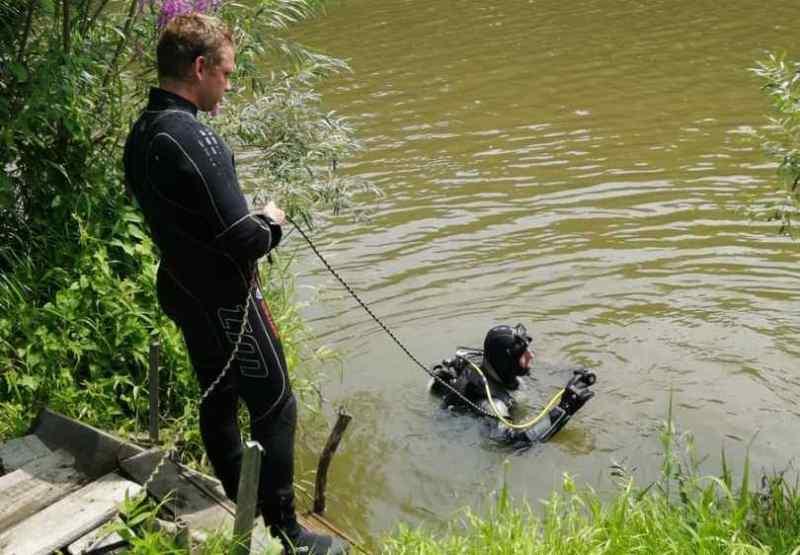 Шестерых утопленников достали со дна новосибирские водолазы