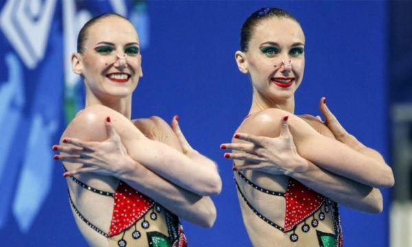 Дневник XXXI Олимпиады. Пловчихи России – на три головы выше конкуренток