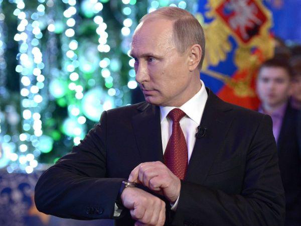 Путин подписал закон: сменить часовой пояс в Новосибирске
