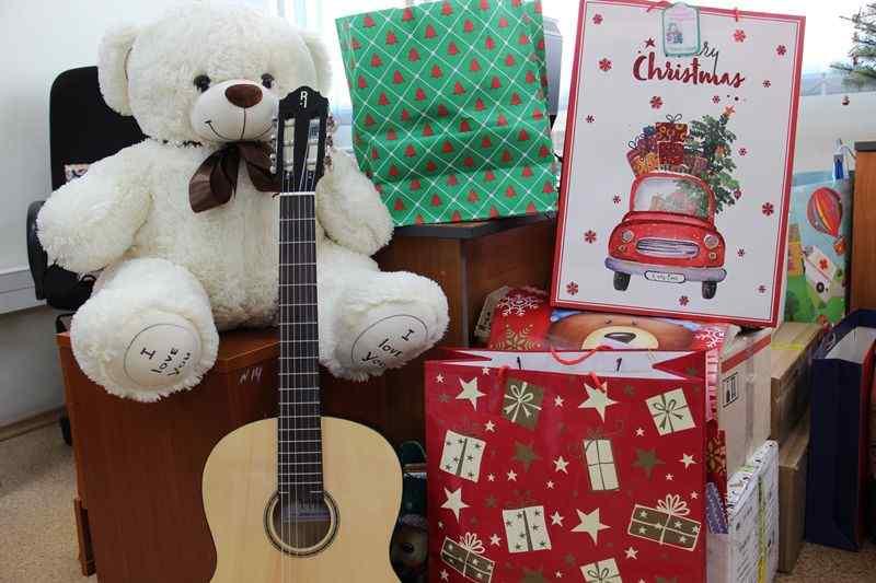 О чем просят Деда Мороза современные дети?