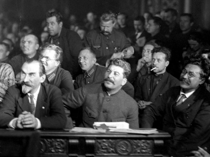 «Нужно было видеть его лицо…» Владимир Зазубрин об Иосифе Сталине