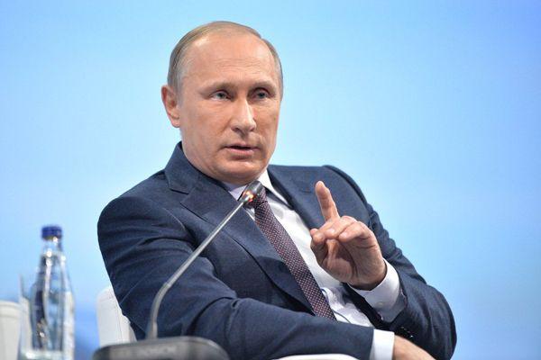 Новосибирцы услышат голос Путина в предвыборной агитации