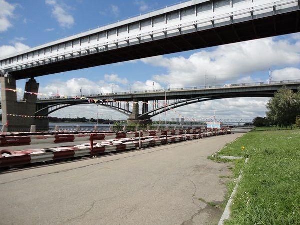 Городские власти уберут пивные точки с новосибирской набережной