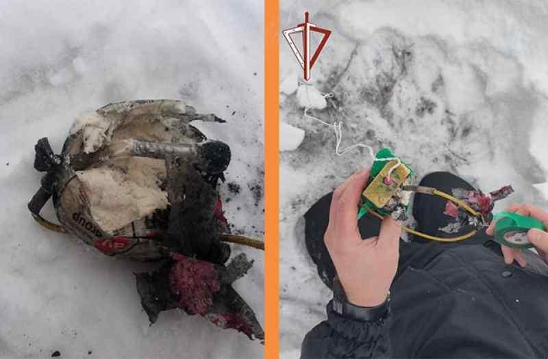 Новосибирские взрывотехники обезвредили две мини-взрывчатки
