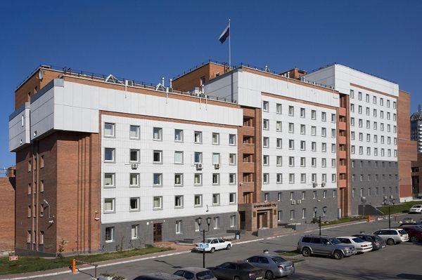 Мэрия Новосибирска отсудила участок возле «Ауры» у обанкротившейся компании