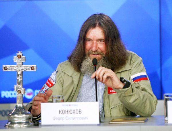 Федор Конюхов: экстремальный полет вокруг света за 13 дней