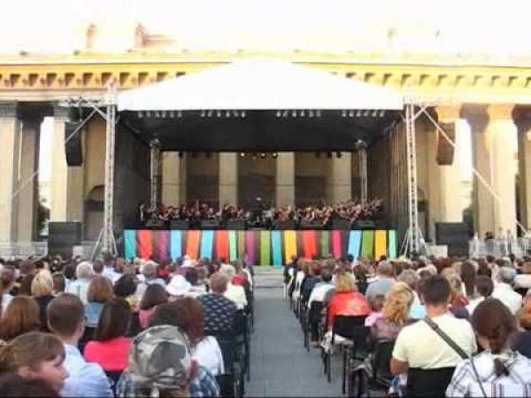 Оперный ответил на претензии мэрии о концерте на ступенях театра 22 июня