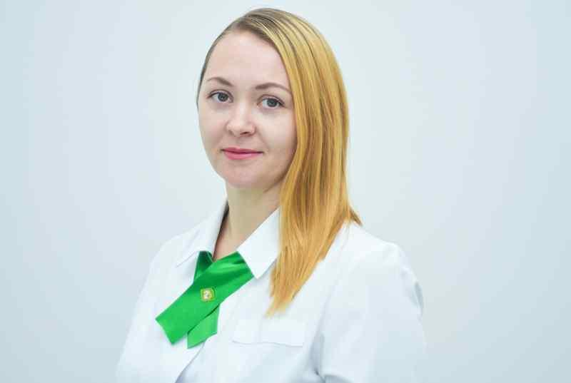 Врач акушер-гинеколог Медицинского центра муниципального предприятия «Новосибирская аптечная сеть» Ксения Кутлина