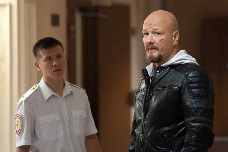 Никита Панфилов в сериале НТВ Лихач