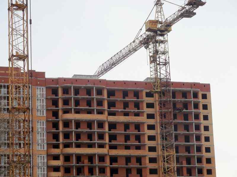 В 2020 году в Новосибирске построили 23 тысячи квартир