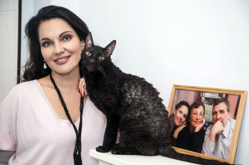 Нина Шацкая: «Мой кот думает, что это я у него живу»
