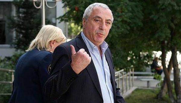 Александр Солодкин-старший освобожден из-под домашнего ареста