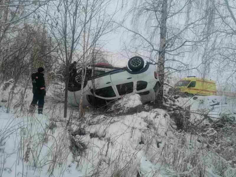 Потерявший сознание водитель погиб в ДТП в Советском районе